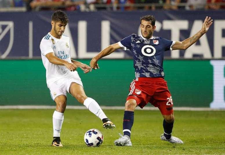 San Lorenzo a trouvé un accord avec Piatti. EFE