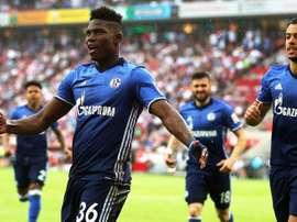 El Schalke 04 dejó escapar un 0-2 y terminó empatando en Colonia. EFE/EPA