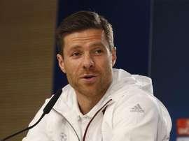 Xabi Alonso commence sa carrière d'entraîneur. EFE