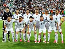 Irán consiguió la victoria ante Uzbekistán por la mínima. EFE