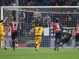 El ex futbolista puede aterrizar en el banquillo del Hellas Verona. AFP