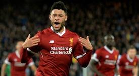Liverpool prepare Oxlade-Chamberlain's renewal. EFE