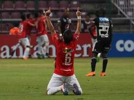 Deportivo Lara venció a Millonarios por 2-0. EFE