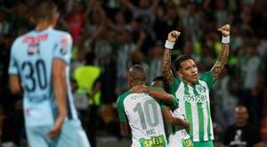 Así está el Grupo B de la Libertadores. EFE