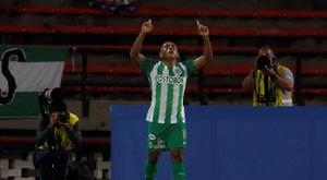 Primera victoria de Nacional con Autuori. EFE