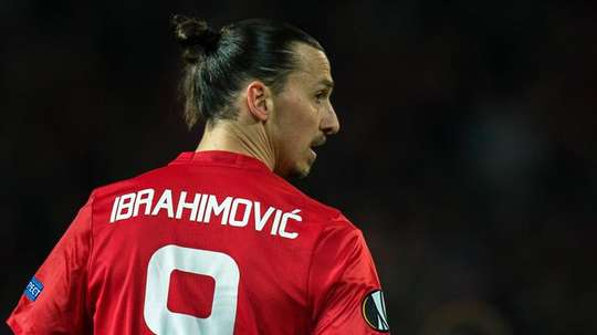 Ibrahimovic will not be returning to Old Trafford. EFE