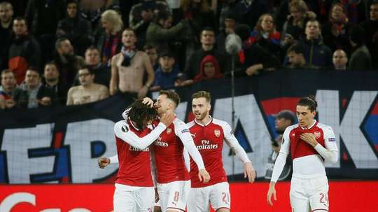 El Arsenal intentará cumplir con pleno de triunfos. EFE/Archivo