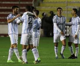 Atlético Tucumán logró un triunfo contundente. EFE/Archivo