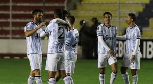 Venció Atlético Tucumán que ya es segundo. Twitter/AtOficial