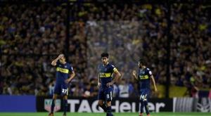Boca, acusado de incentivar a Palmeiras. EFE