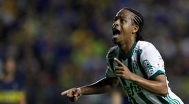 Keno dejó Brasil para irse a jugar a Egipto. EFE/Archivo