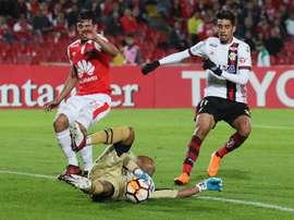Lucas Paquetá, dans le viseur du PSG. EFE