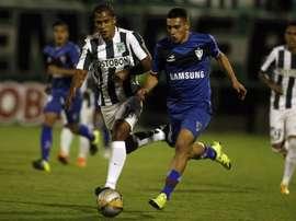 Le joueur de Vélez pourrait s'acclimater au championnat portugais. EFE