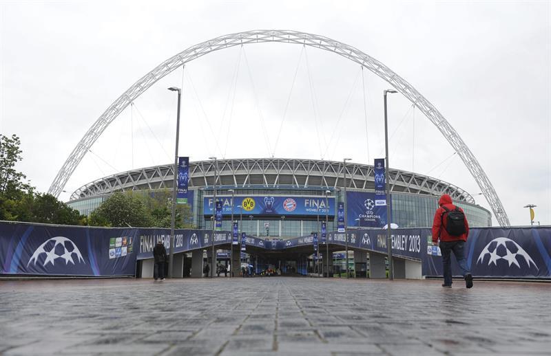 La Fédération anglaise a reçu une offre d'achat pour Wembley