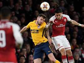 Arsenal were knocked out at the semi-final stage last season by Atletico Madrid. EFE