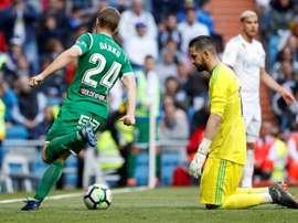 Casilla sigue perteneciendo al Madrid. EFE