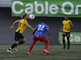 Míchel Salgado adornó la clasificación a semifinales del CAI en el fútbol en Panamá. EFE