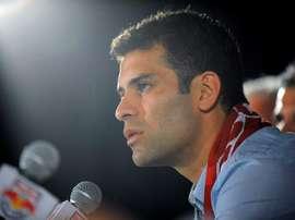 Rafael Marquez diz que tem as portas abertas para voltar ao Barcelona. EFE