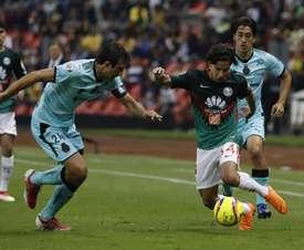 Izquierdoz está a un paso de Boca Juniors. EFE