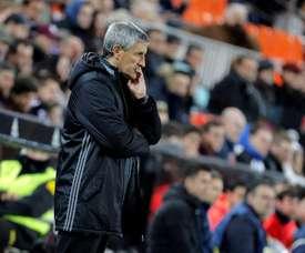 El ex barcelonista estará entre el filial y el primer equipo. EFE