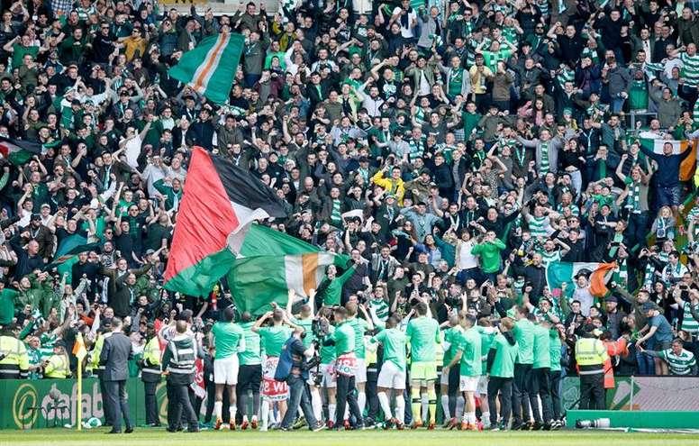El club escocés quiere reformar su estadio. EFE
