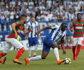 Marega has been the subject of interest from West Ham. EFE
