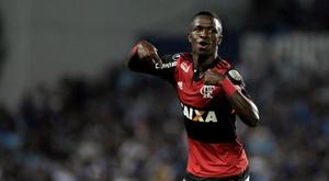 Importante victoria del 'Fla' en la Libertadores. EFE/Archivo