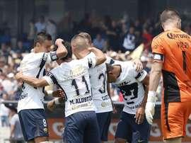 Pumas UNAM se medirá a Morelia en su intento de hacerse con el liderato. EFE