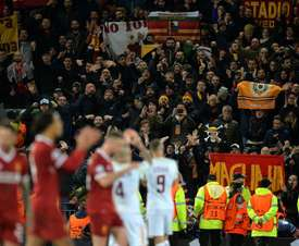 AS Roma fans guilty of attacking Sean Cox are awaiting a criminal  trial verdict this week. EFE