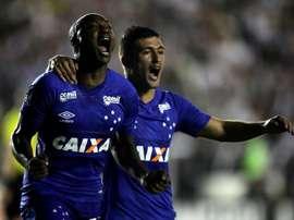 Cruzeiro no contará con Sassá. EFE