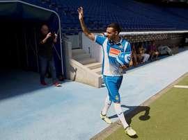 El club verdiblanco pretende reforzarse en todas sus líneas. EFE/Archivo