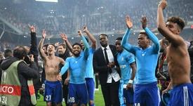 El Marsella jugará un día antes. EFE