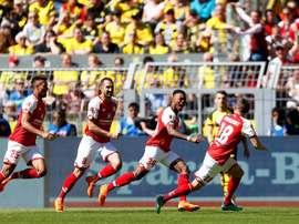 Le PSG s'est renseigné sur une pépite de Bundesliga. EFE