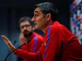 Valverde a rappelé les doutes qu'il y avait autour de Paulinho. EFE
