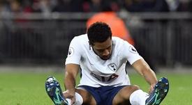 Dembele left Spurs in January. EFE