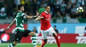 Benfica refuse une offre pour Fesja. EFE