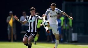 Accord Udinese-Fiorentina pour De Paul. EFE