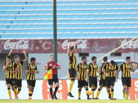 Peñarol venció a Atenas por 1-2. EFE/Archivo