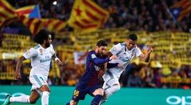 Madri e Barça são os que têm mais limites. EFE
