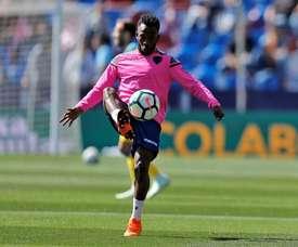 El centrocampista saudí podrá jugar en Vigo. EFE/Archivo