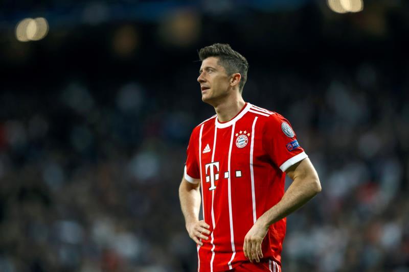 Se cayó la negociación entre el Madrid y Lewandoski — Sky