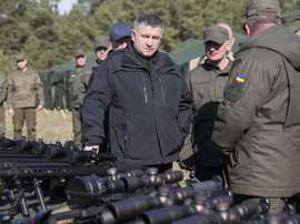 Ucrania no permitirá entrada a extranjeros que viajaron a Crimea por Rusia. EFE/Archivo