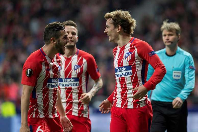 Atletico want to dispel the memories of '86. EFE/Archivo