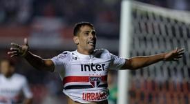 Grêmio pretende anunciar nesta terça-feira a chegada de Diego Souza. EFE