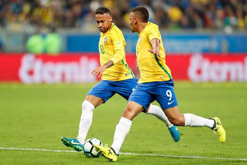 Danilo y Neymar entre los brasileños que representará a cariocas en Rusia