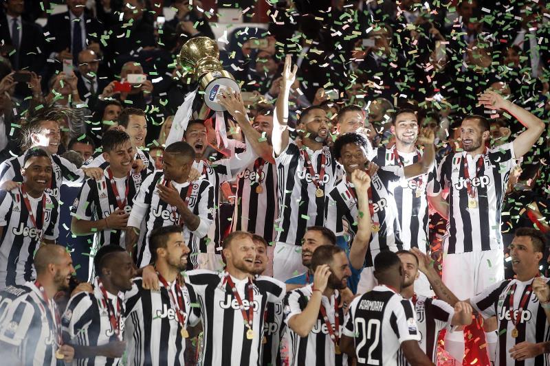 Juventus, heptacampeón en Italia