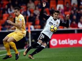 Nacho Vidal pourrait changer de club. EFE