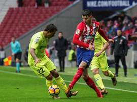 Atletico are hoping to secure a second-place finish in La Liga. EFE/Archive