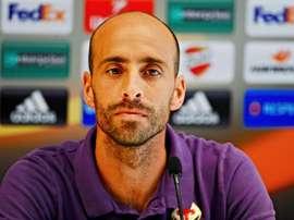 La Fiorentina voudrait le retour de Borja Valero. EFE