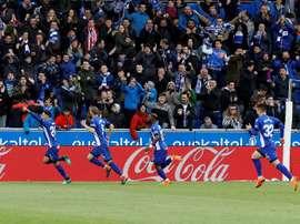 El Alavés pone punto y final a la relación con el club croata. EFE
